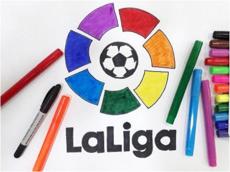 Spanish La Liga Team logos
