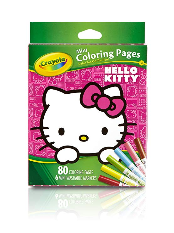The 10 Best Hello Kitty Coloring Books Of 2018 - Coloring ...
