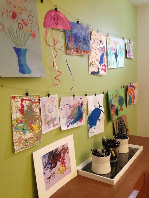 Decorative Art Displays At Home