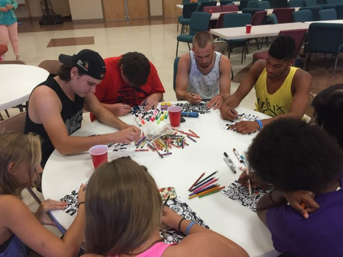 Coloring Pages Become A Hot And Emerging Trend For Teen