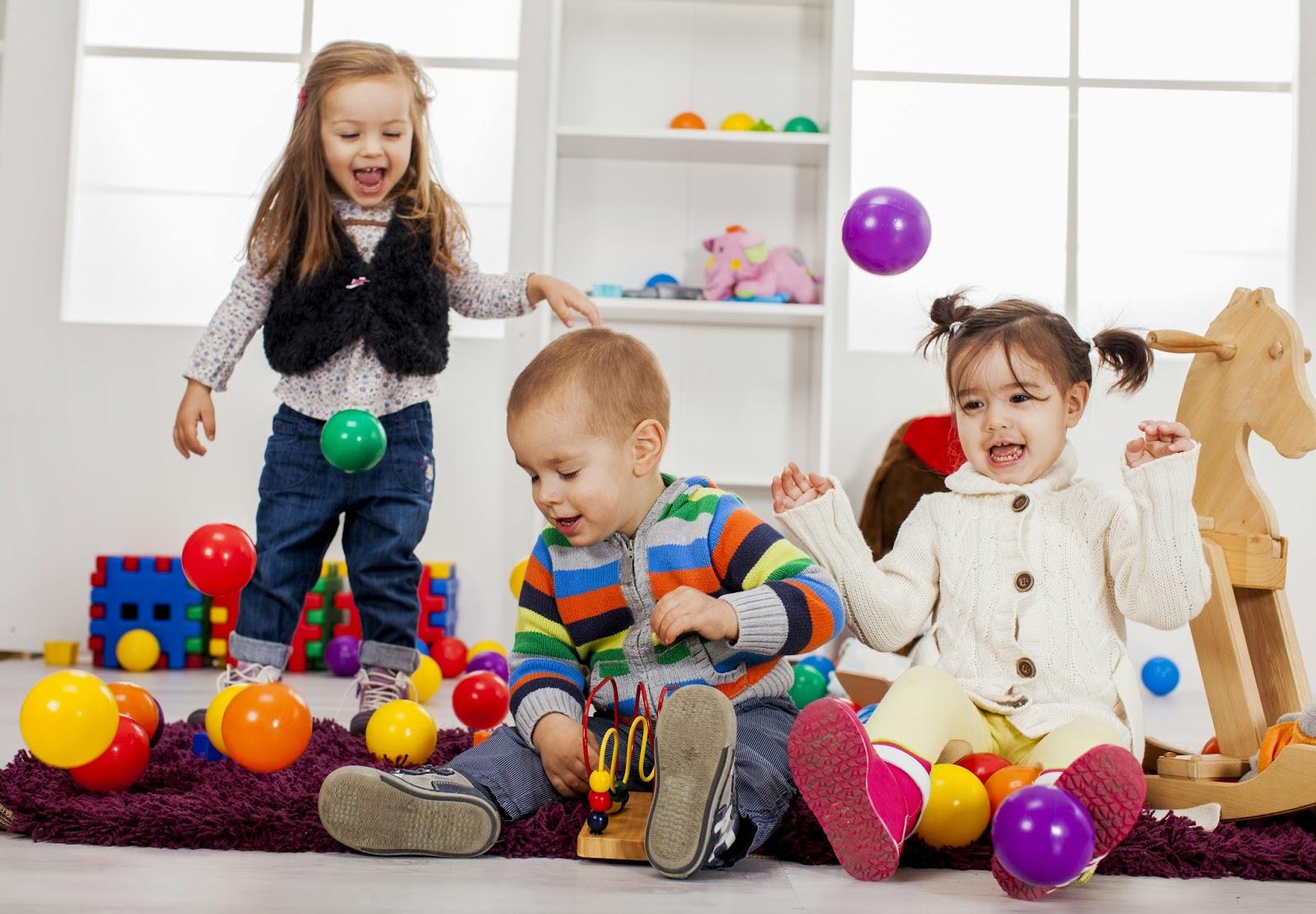 Choosing Safe Toys For Your Children