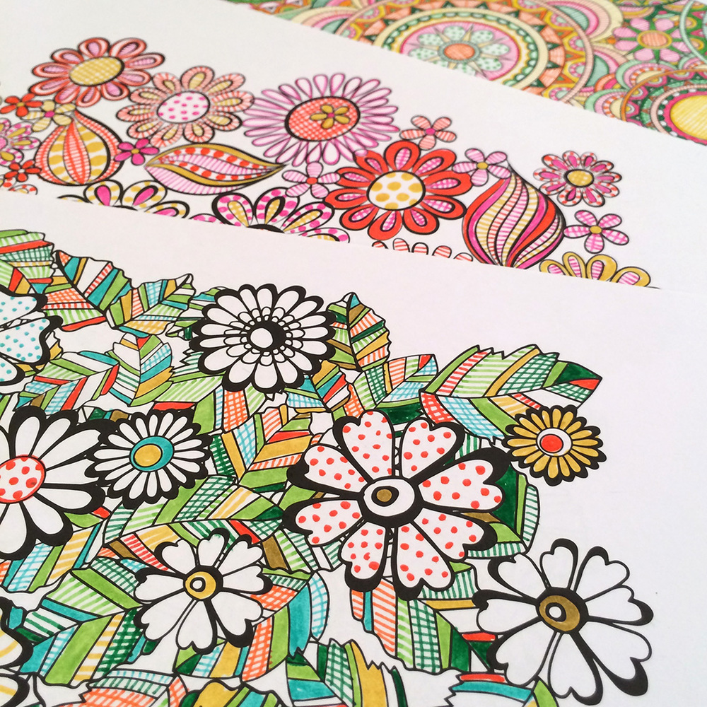 5 Best Coloring Tips for Adult