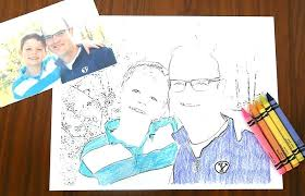 How to Convert Photos to Coloring Book Pages
