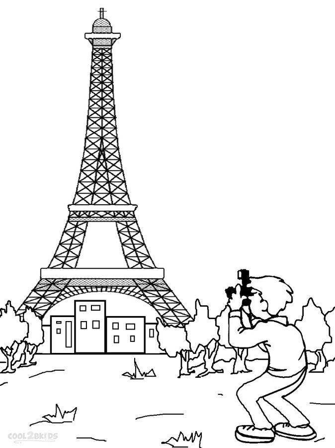 7 Best Wonders Of The World Coloring Pages