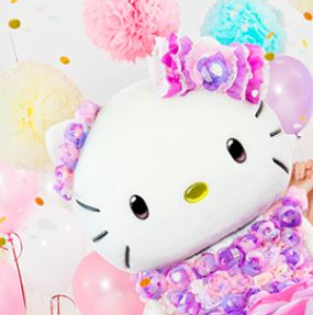 Hello Kitty 45th Anniversary Celebration In 2019