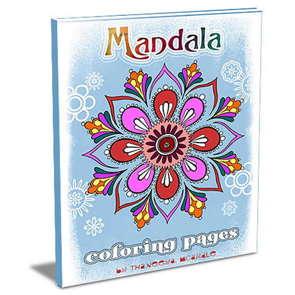 Mandala Coloring Pages Book