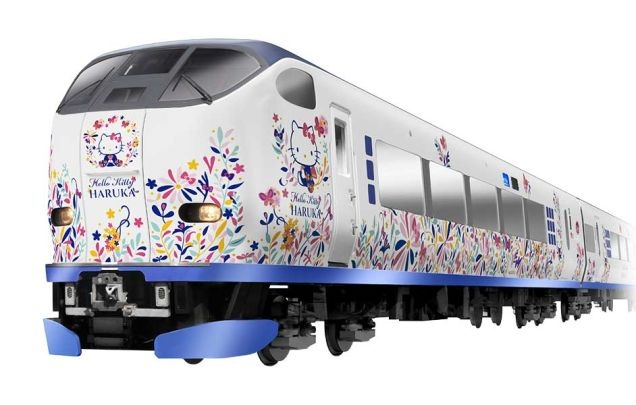 Japan Is Getting Yet Another Hello Kitty Train