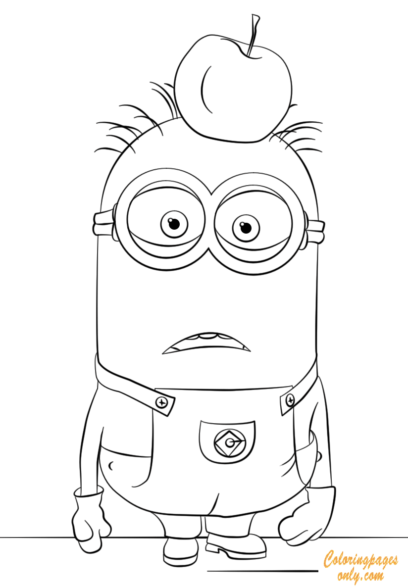 Full Size Of Filmminion Book Minions Coloring Games
