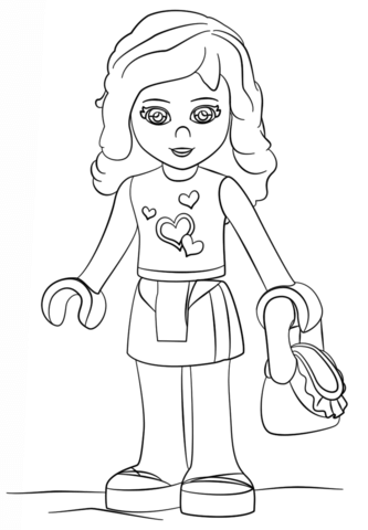 Olivia Lego Friends
