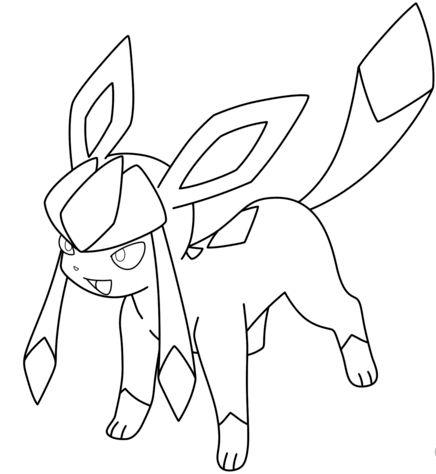 Glaceon Pokemon