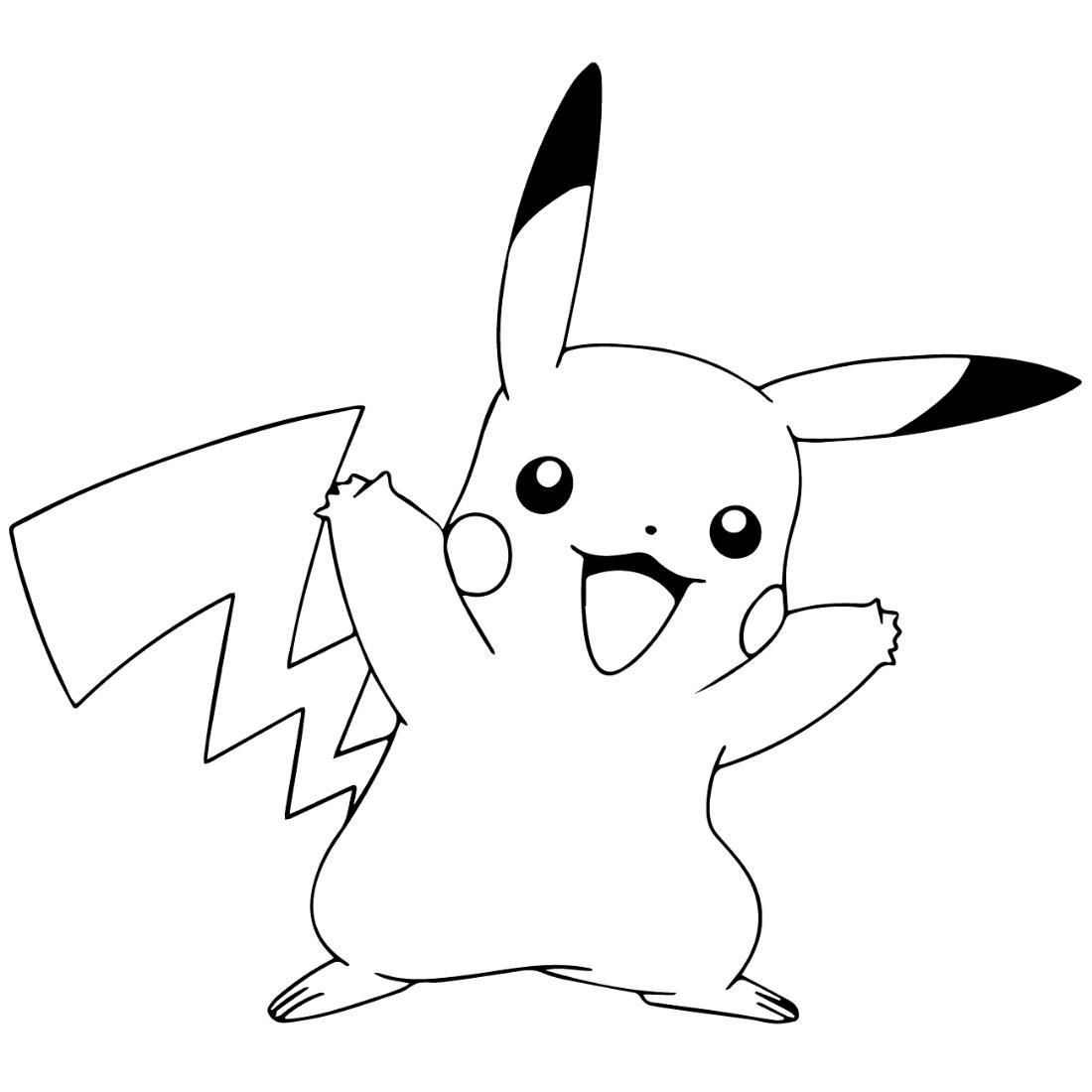 Pokémon GO Pikachu Celebrating