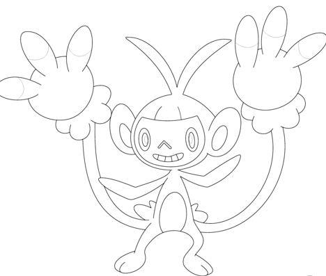 Ambipom Pokemon