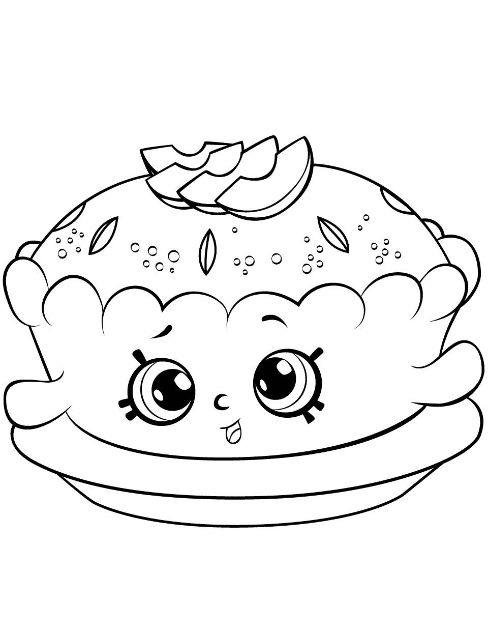 Apple Pie Alice Shopkin Season 6