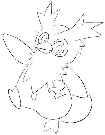 Delibird From Pokemon