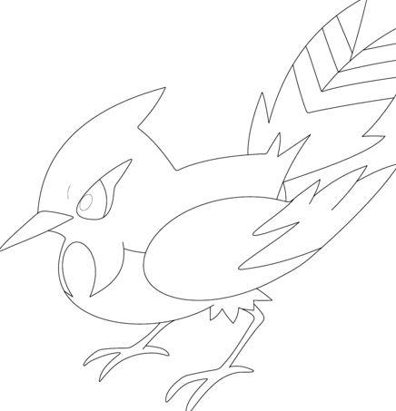 Fletchinder Pokemon