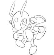 Ledian Pokemon