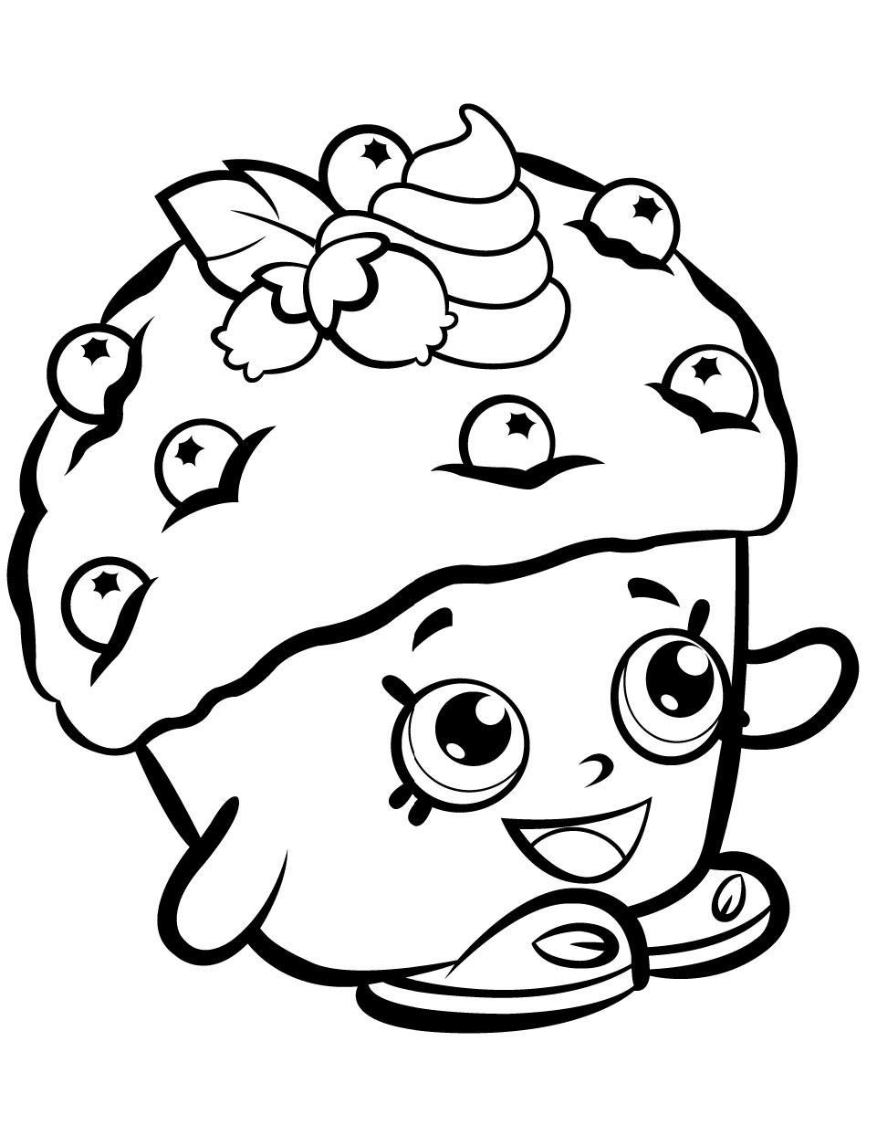 Mini Muffin Shopkin Season 1