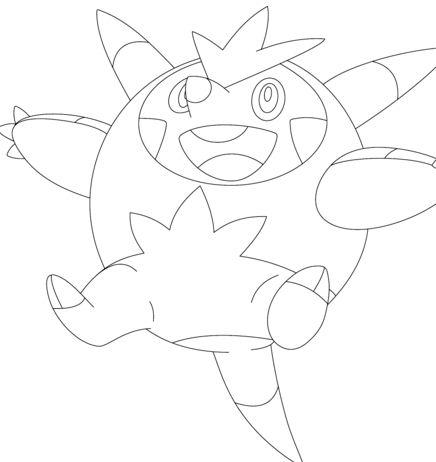 Quilladin Pokemon