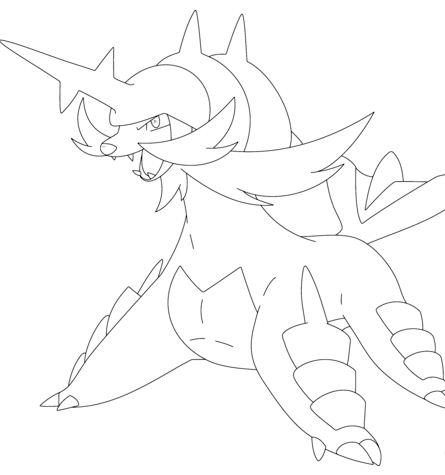 Samurott Pokemon