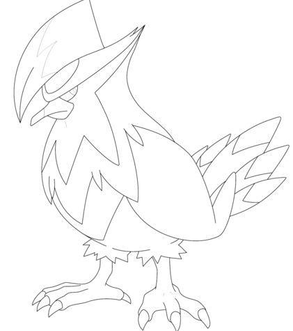 Staraptor Pokemon