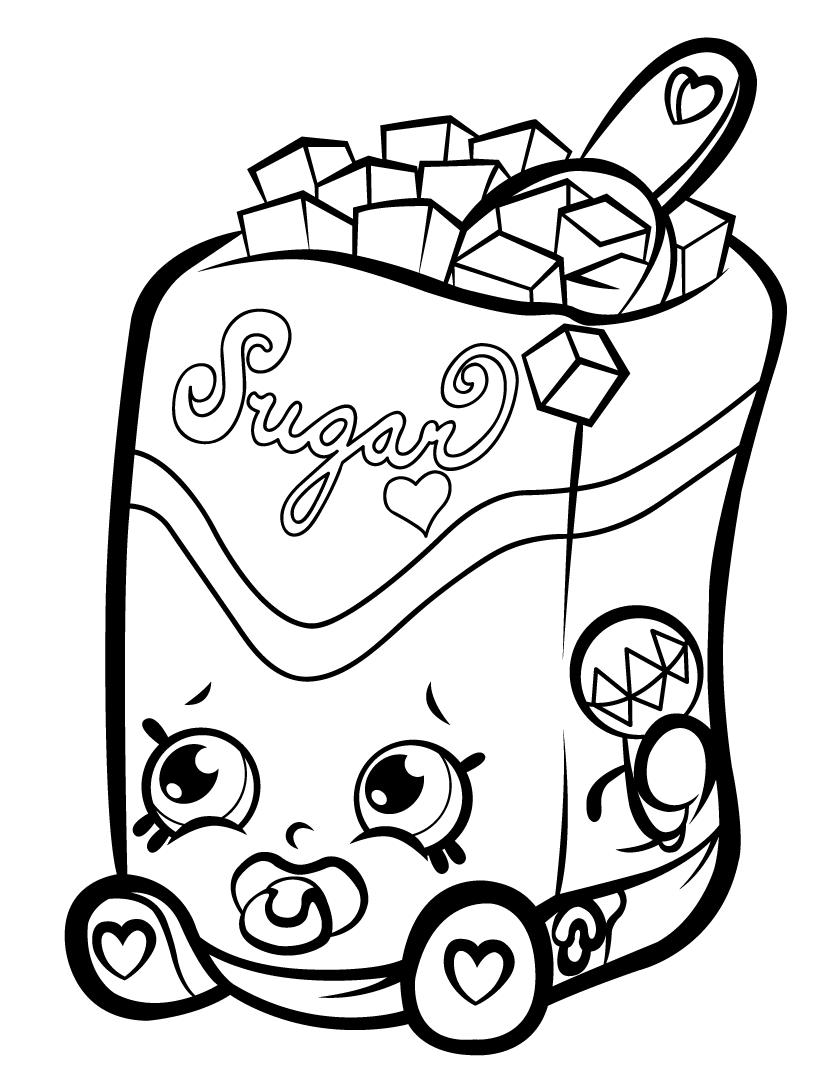 Sugar Lump Shopkin Season 1
