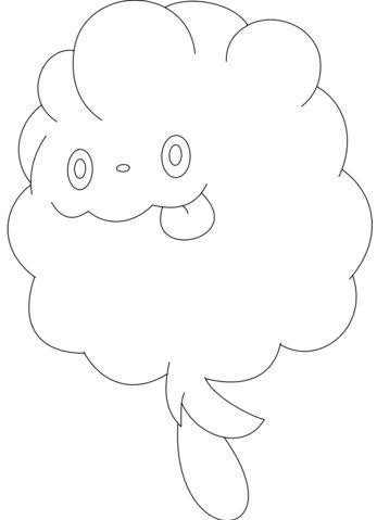 Swirlix Pokemon