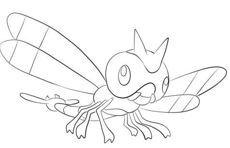 Yanma Pokemon