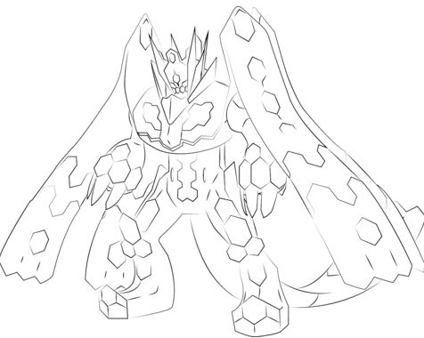 Zygarde In 100 Percent Form