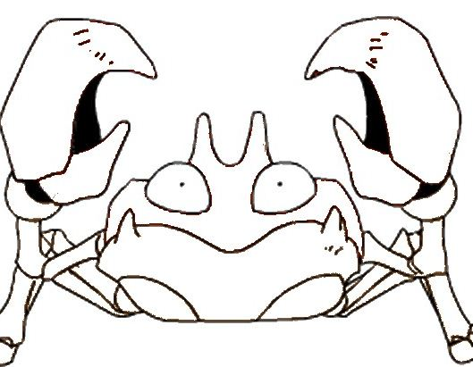 Krabby Pokemon