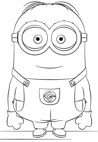 Dave from Minion