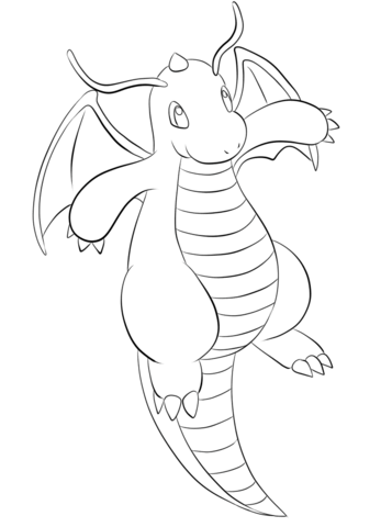 Dragonite Generation I Pokemon