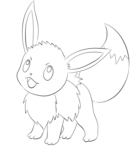 Eevee Generation I Pokemon