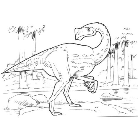 Pergrasylis Dinosaur