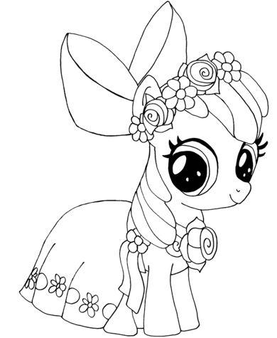 My Little Pony Apple Bloom