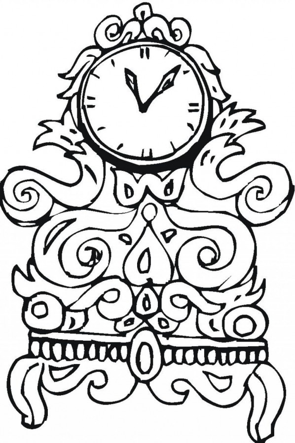 Design Detailed Clock
