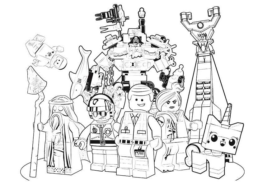 Lego Gang