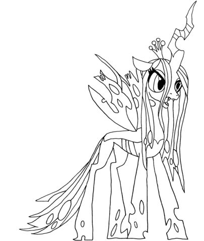 My Little Pony Queen Chrysalis