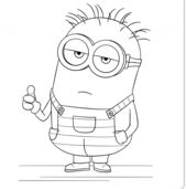 Minion From Despicable Me 3