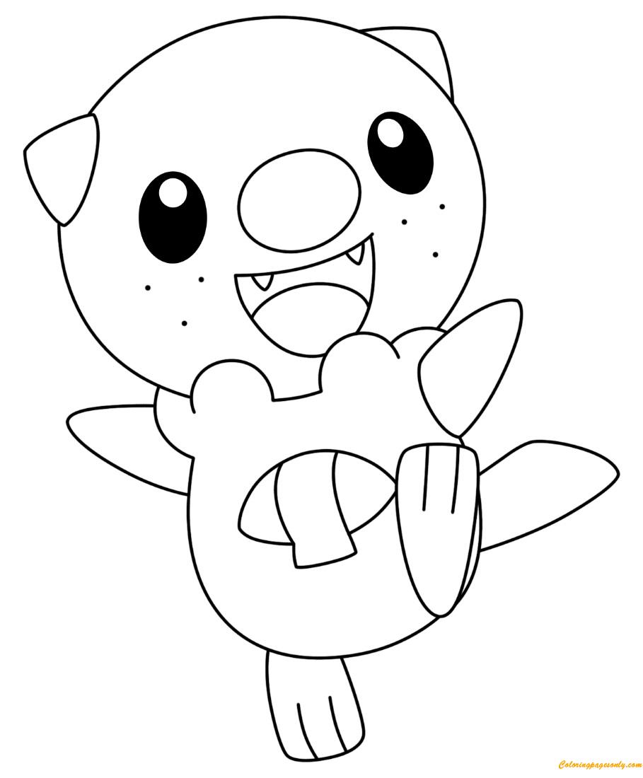 Ausmalbilder Pokemon Pikachu : Clefable Pokemon Coloring Page Free Coloring Pages Online