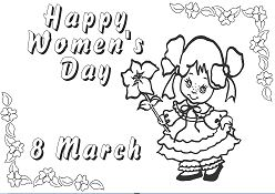 8th March Womens Day