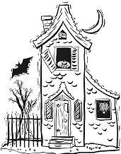 A Creepy House