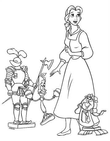 A team Coloring Page