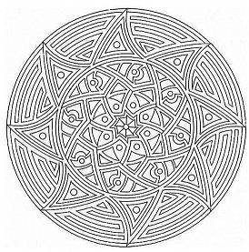 Advanced Mandala 1