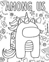 Among Us Unicorn