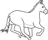 Amusing Horse