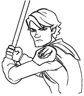 Anakin Skywalker from Star Wars