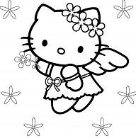 Angel Hello Kitty