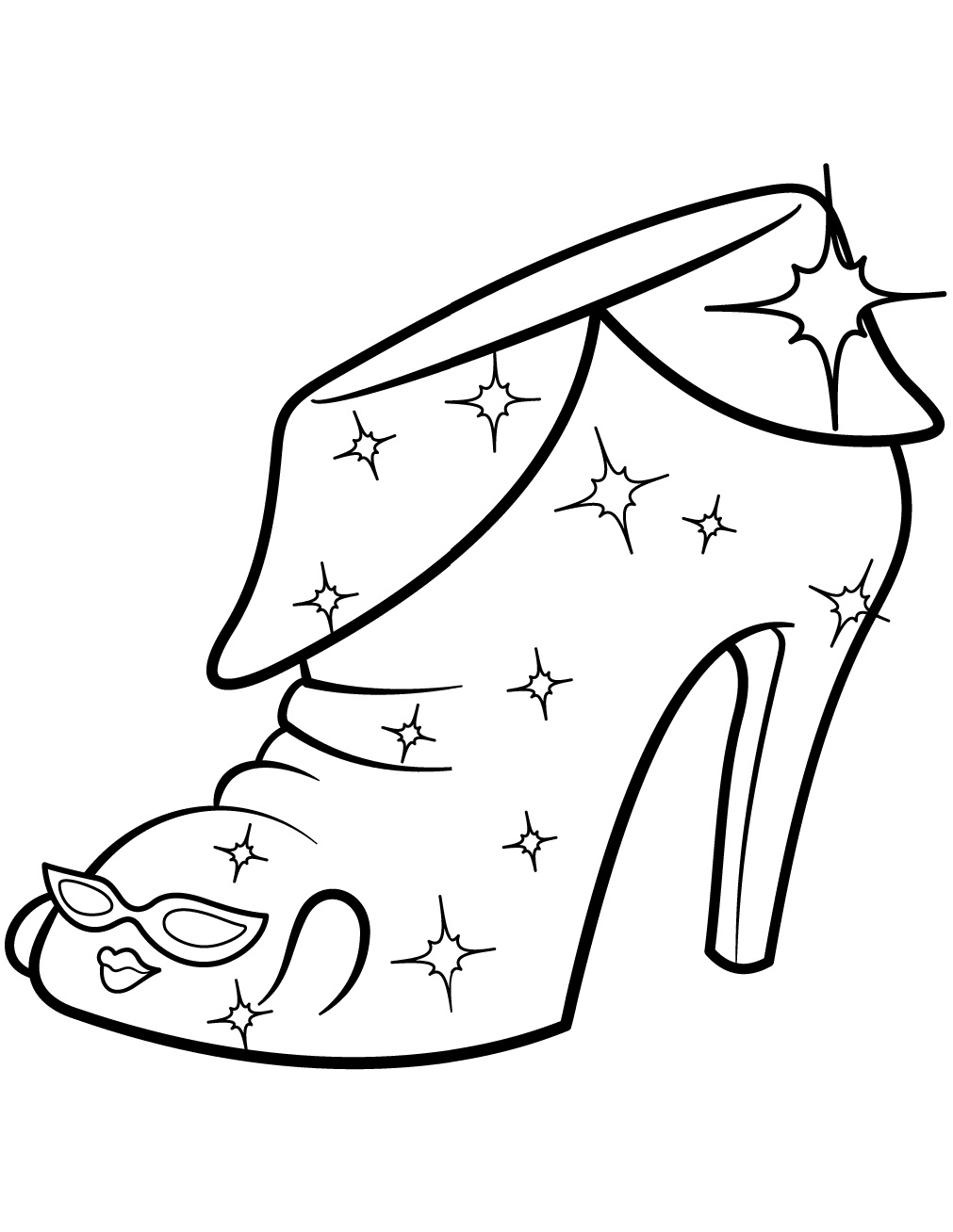 Related Coloring Pages Angie Ankle Boot Shopkin Season 2