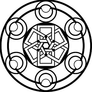 Another Type Of Celtic Mandala