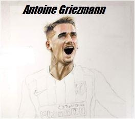 Antoine Griezmann-image 12 Coloring Page